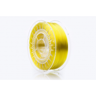 Filament Print-me Swift PETG Yellow Glass - 1.75 - 1kg